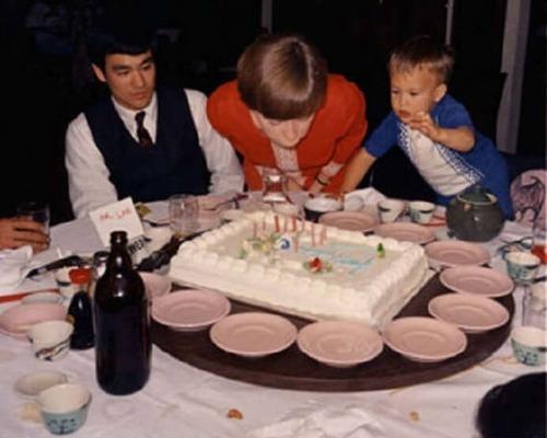 ブルース・リーの幸せそうな私生活の画像の数々!!の画像(9枚目)