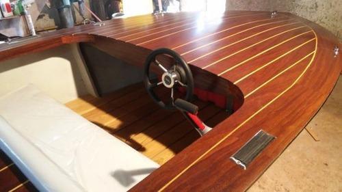 木製のボートの画像(21枚目)