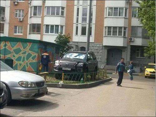 違法駐車に対する制裁の画像(27枚目)