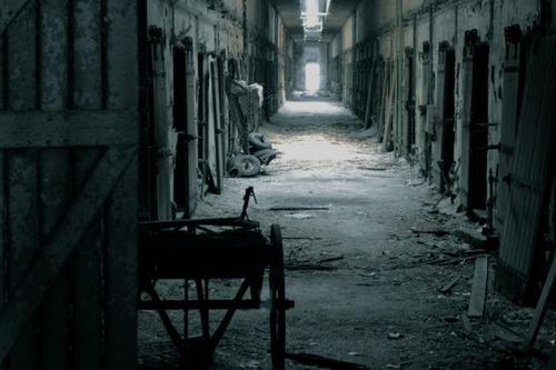 【画像】ペンシルバニアの州立刑務所が不気味で美しい…の画像(11枚目)