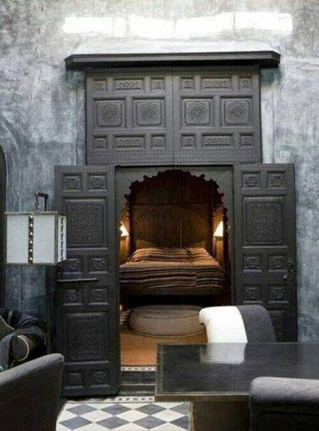 隠し部屋の入り口の画像(11枚目)