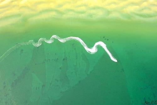 ドローンを使った空撮の画像(14枚目)