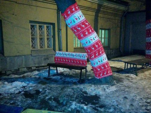 さすがロシアって感じのカオスで面白い画像の数々!!の画像(18枚目)