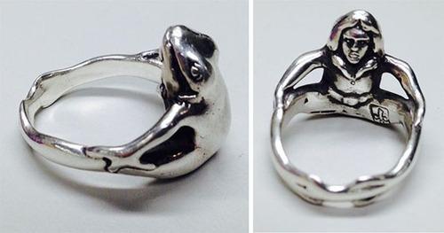 【画像】とりあえず欲しい!ちょっと面白い指輪の数々!!の画像(28枚目)