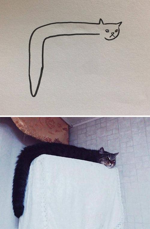 猫のイラストの画像(15枚目)