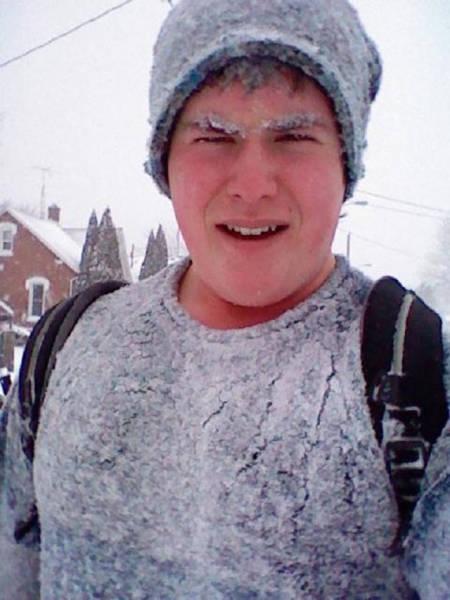 冬を楽しむカナダの人達の画像(43枚目)