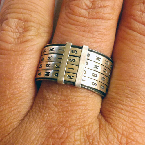 【画像】とりあえず欲しい!ちょっと面白い指輪の数々!!の画像(13枚目)
