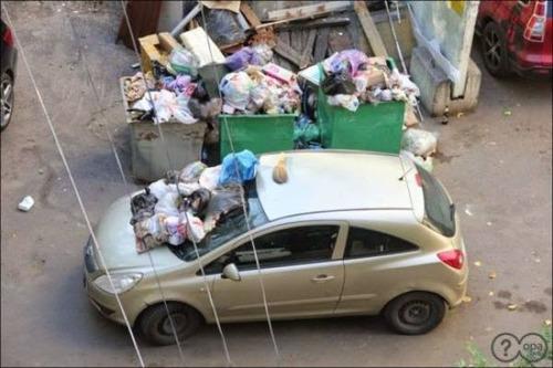 違法駐車に対する制裁の画像(31枚目)