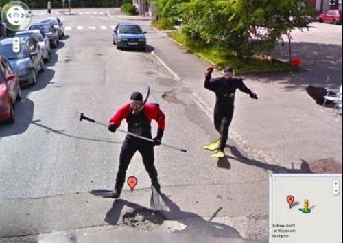 面白Googleストリートビューの画像(27枚目)