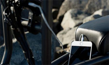 【画像】気分はアウトロー!バイクのように乗れる電動自転車!!の画像(11枚目)