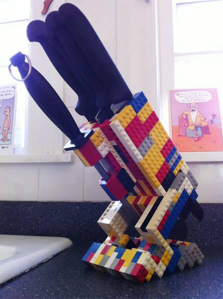 レゴで作った日用品の画像(23枚目)