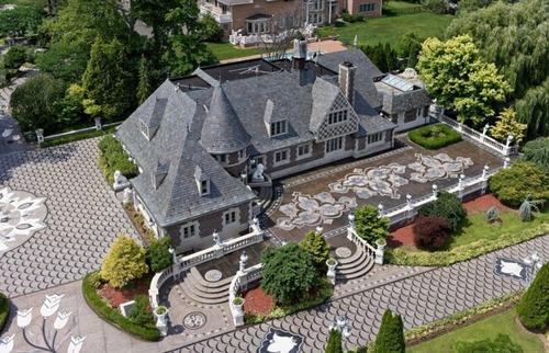 100億円の豪邸の風景の写真が凄い!!の画像(4枚目)