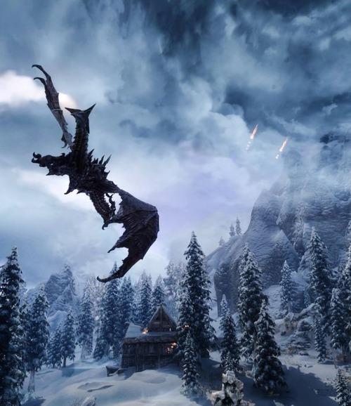 テレビゲームの風景の画像(17枚目)