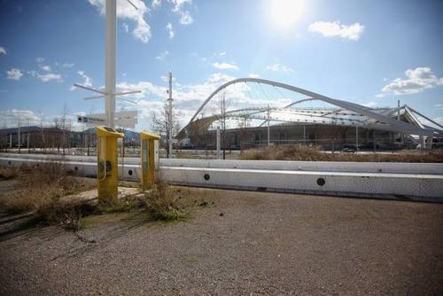 アテネのオリンピックの競技場の現在の画像(24枚目)