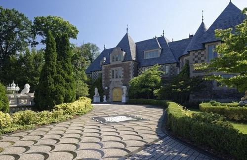 100億円の豪邸の風景の写真が凄い!!の画像(15枚目)