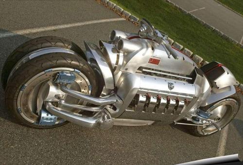 世界に10台5500万円のバイク!ダッジ・トマホークがやっぱり凄い!!の画像(8枚目)