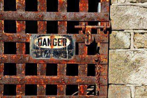 【画像】ペンシルバニアの州立刑務所が不気味で美しい…の画像(19枚目)