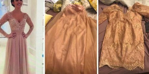 美しいドレスの商品写真の画像(18枚目)