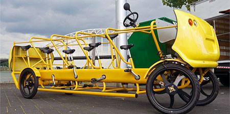 幼稚園通学用の自転車の画像(1枚目)