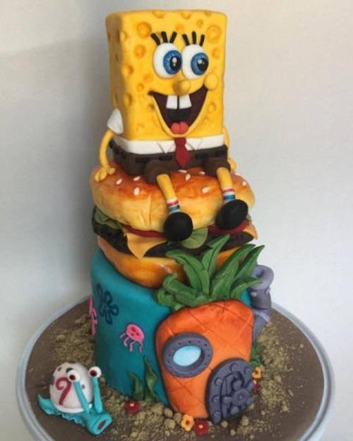 面白くて変わったケーキの画像(27枚目)