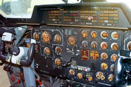 驚きの航空機の画像(37枚目)