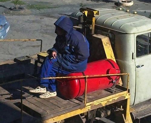 危険で怖すぎる作業現場の画像(18枚目)