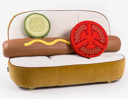 ホットドックのソファー02