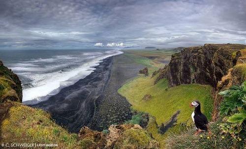 アイスランドの風景の画像(17枚目)