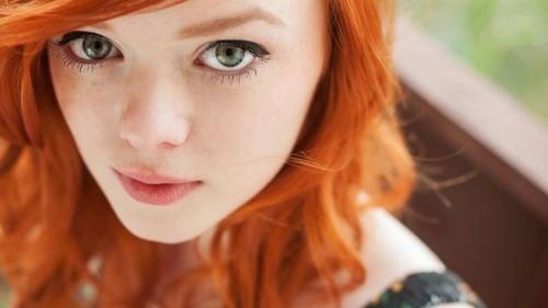 赤毛が似合うカワイイの女の子(外人)の画像の数々!!の画像(20枚目)