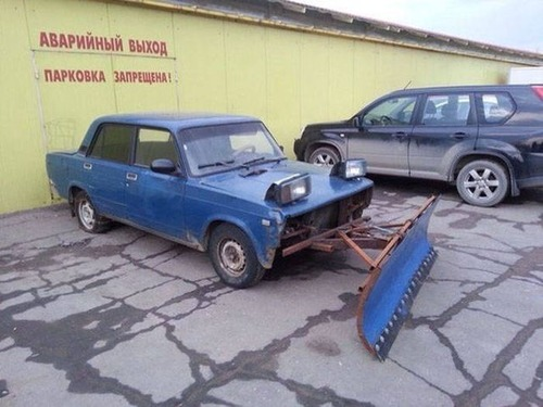 ちょっと面白いロシアの日常の画像(34枚目)