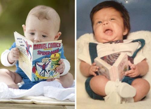 赤ちゃんとの記念撮影の理想と現実の画像(20枚目)