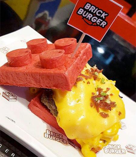 レゴのハンバーガーの画像(5枚目)