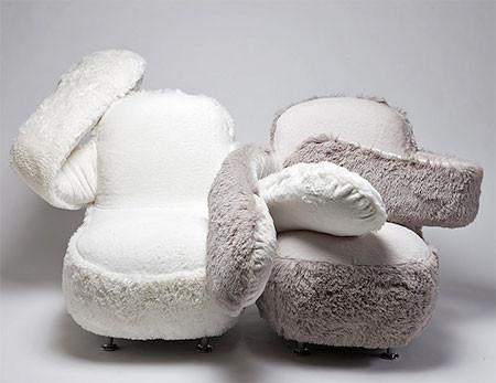 淋しい時に慰めてくれる!抱きつく椅子、ハグチェアーが優しそうwwwの画像(5枚目)