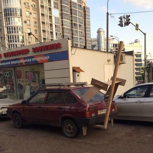 ロシアの日常の画像(9枚目)