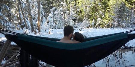 どこでも温泉気分!軽量!簡単!野外で使える移動式のお風呂セットwwwの画像(1枚目)