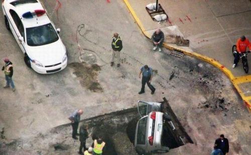 悲惨すぎる自動車のトラブルの画像(18枚目)