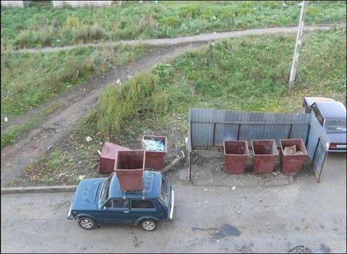 違法駐車に対する制裁の画像(19枚目)