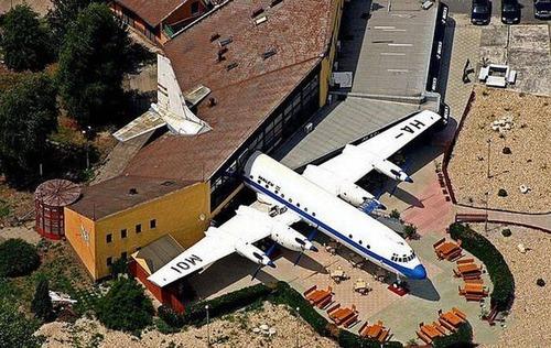 驚きの航空機の画像(20枚目)