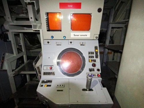 原子力潜水艦の内部の画像(20枚目)