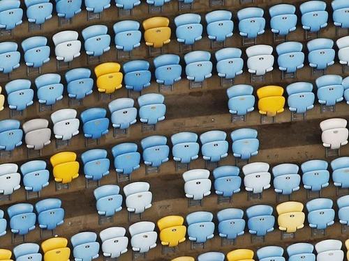 リオ・オリンピック会場の半年後の姿の画像(10枚目)