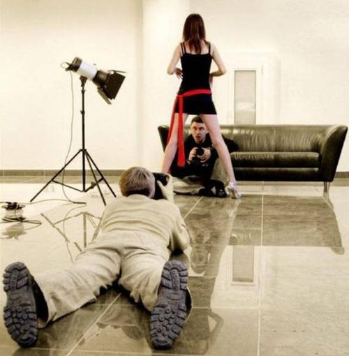 カメラマンの苦労の画像(3枚目)