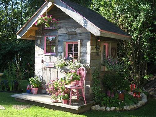 ロマンあふれる!心落ち着く小さな別荘の画像の数々!!の画像(19枚目)