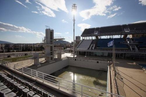 アテネのオリンピックの競技場の現在の画像(12枚目)
