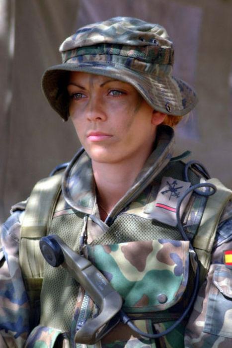 (美人が多目)働く兵隊の女の子の画像の数々!の画像(36枚目)