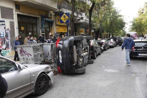 違法駐車に対する制裁の画像(7枚目)