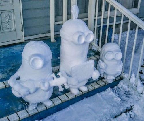 ハイクオリティな雪像の画像(13枚目)