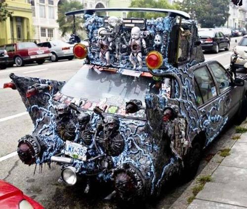 ダメなカスタムをしている自動車の画像(39枚目)