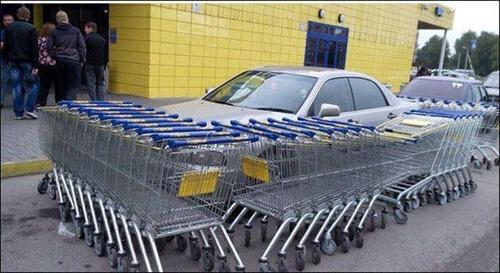 違法駐車に対する制裁の画像(22枚目)