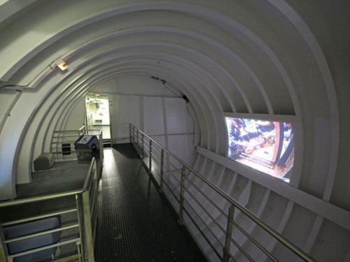 原子力潜水艦の内部の画像(11枚目)
