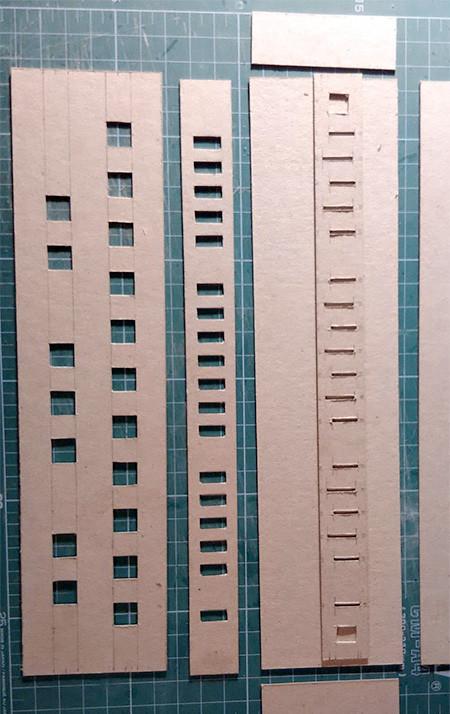 紙でできたパイプオルガンの画像(4枚目)
